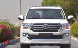 Toyota Land cruiser 2020 GCC