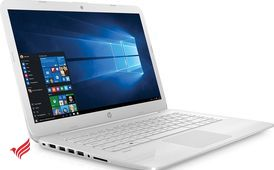 HP Stream 14-AX050 Laptop, Intel Celeron Dual Core