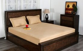 Large single bed from Home Centre for sale