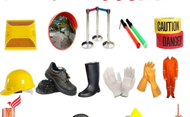 Safety Equipment Suppliers in Dubai