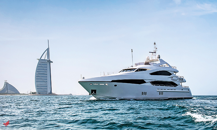 Rent Yachts in Dubai from 300 DHS On wards