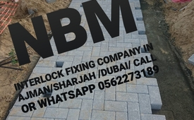 Interlock fixing company in Ajman/Dubai/Sharjah