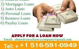 DO YOU NEED A FINANCE : TRUST ME WE CAN SOLVE YOUR FINANCE PROBLEM