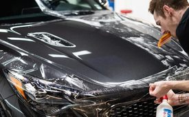 Best Ceramic Paint Protection Services in Dubai