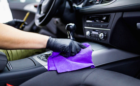 Professional Car Interior Cleaning Services in Dubai