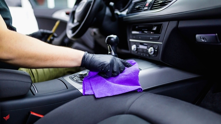 Professional Car Interior Cleaning Service