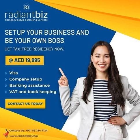 Business Setup Consultant in Dubai : Company Formation in UAE