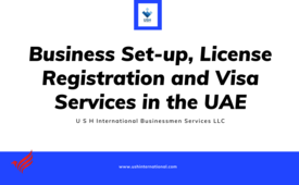 Business Setup | License Registration | PRO | Immigration & Visa Services