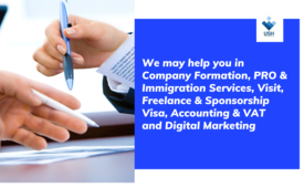 UAE Trade License with 3 years Visa - Dial #0544472157