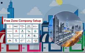 Business Setup in UAE Free Zone | Business Link