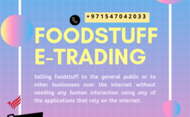 Food Stuff Trading License #0547042033 #dubai #sharjah #ajman