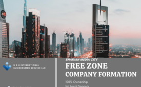 SHARJAH Media City Freezone Business Setup #971547042037