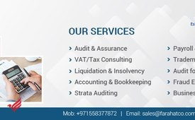 Bookkeeping & Accounting Services in UAE
