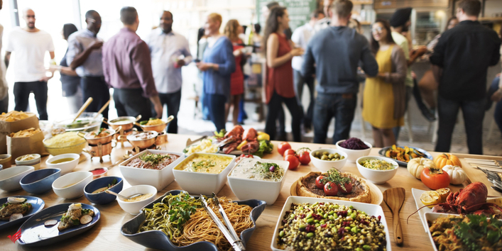 Corporate Catering Services Company in Dubai
