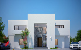 Villa Design in Sharjah