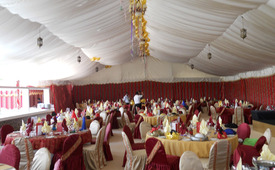 Tent rental for Wedding, Events and Exhibitions in UAE