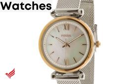 Searching for Fossil Watches for Women?
