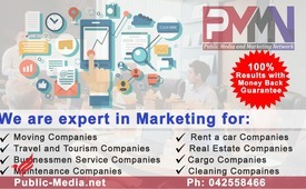 Special Marketing  Plan for Companies in Dubai
