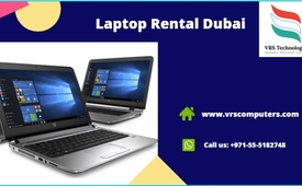 Laptop Rental at VRS Technologies in Dubai UAE