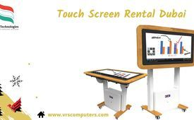 Touch Screen Rentals in Dubai VRS Technologies