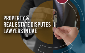 How to resolve real estate disputes in UAE? Contact us today!