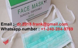 3-Ply Surgical Face Mask  / Surgical Disposable Masks