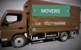 0527166998 Al Barsha Packers and Movers Rent a Truck