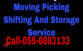 MOVING PICKING & STORAGE SERVICES UAE