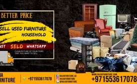 Used Furniture buyer UAE | Used Home Appliances Buyer | Best Dealer