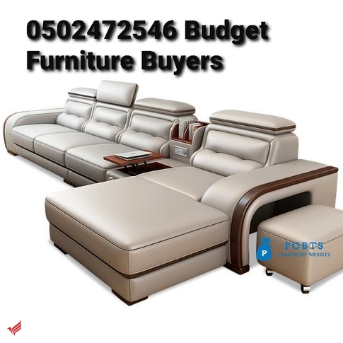 Used Furniture Buyers In Mirdif 0502472546