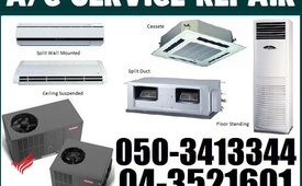 Air Conditioner Repair Service Fixing Removing in Dubai