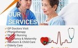 Elderly Care Service in Dubai