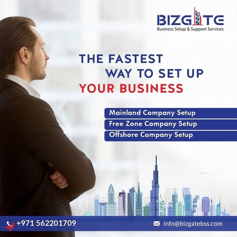 BUSINESS SET UP SERVICES ACROSS THE UAE