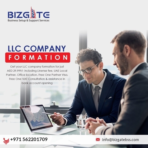 START YOUR OWN LLC COMPANY IN UAE