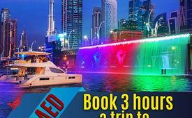 Book 3 Hours to view Dubai Water Canel