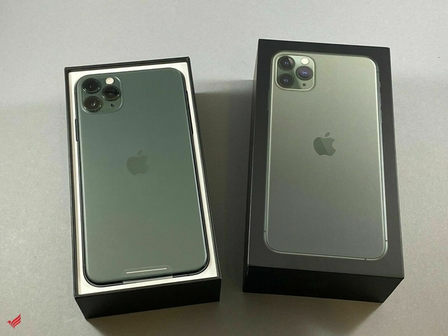 Apple iPhone 11 Pro or Pro MAX Available in All Colors/Gb  - Factory Unlock