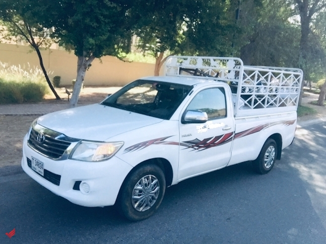Pickup Truck For Rent In Al Quoz 050-8487078