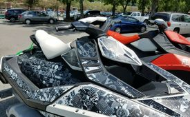 New/Used:watercraft/Jet Skis/Snowmobiles/and ATV spare parts