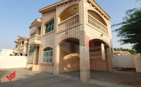 Spacious Villa with Private Entrance and Yard