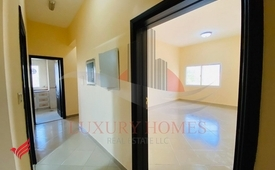 Bright Flat with Basement Car Parking and Elevator