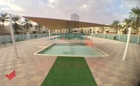 Shared Gym & Swimming pool With Maid's Room