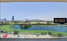 Golf course view, 3 bed with huge Balcony
