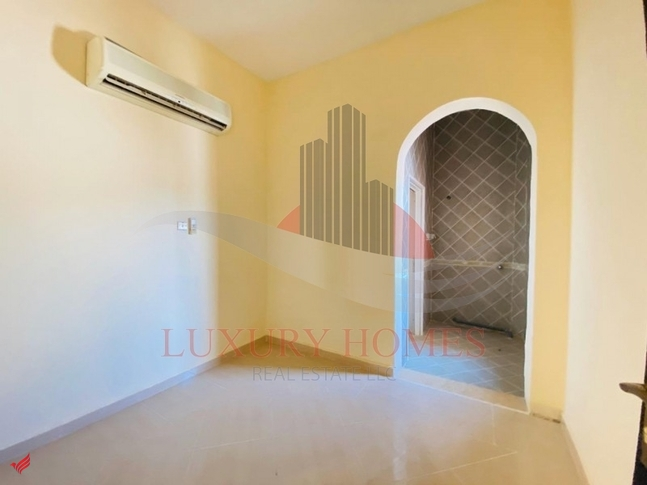 Ground Floor Villa with Private entrance and Yard