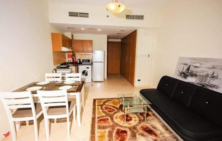 Fabulous Studio | Furnished | Ready to Move In