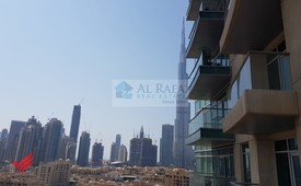 1Br - Well Maintained - W/Burj khalifa View