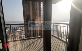 Panoramic View of Sky Line, and Sea, 3 BHK