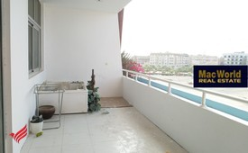 3 bed penthouse with private pool