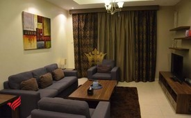 Luxurious 2 BHK Furnished With Sea View