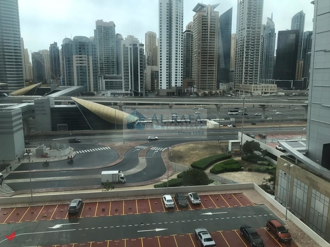 Furnished Spacious Studio Closed To METRO JLT