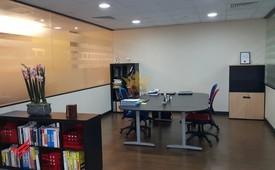 Fully Furnished Office | 1450 sqft | 120K Only